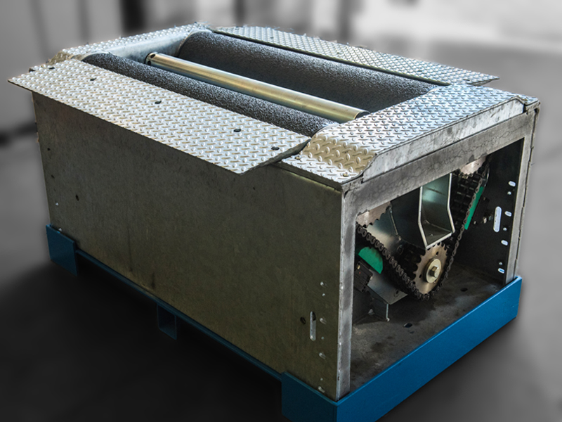 VLTest Systems Roller Brake Testers